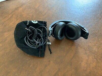 Beats by Dr. Dre Pro Detox Headphones - Black