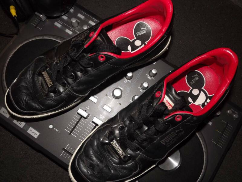 12ac526086db Original Puma Dallas DM Deadmau5 sneakers US 10