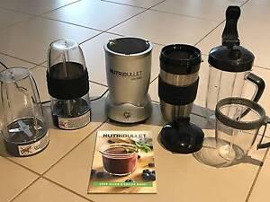 Nutribullet 1200W Blender Plus Accessories Bonython Tuggeranong Preview