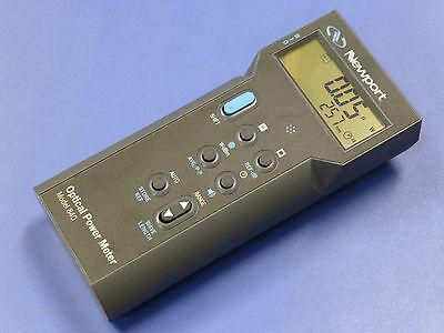 Newport 840 Handheld Optical Power Meter