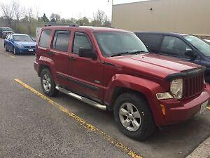 2010 Jeep Liberty Sport 4x4