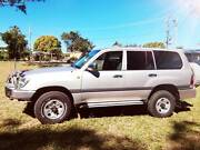 AUTO 4.2 TURBO DIESEL TOYOTA GXL 100 EXCELLENT CONDITION Aitkenvale Townsville City Preview