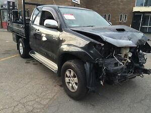 Wrecking Toyota Hilux SR5 2010 3.0 Turbo diesel Extra Cab Prestons Liverpool Area Preview