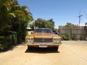 1975 Holden Kingswood HJ Station Wagon