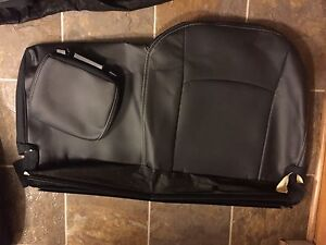 OEM Dodge Ram crew cab leather rear seat covers