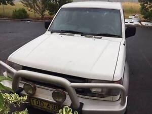 1995, Mitsubishi Pajero Petrol 6 CYL  V6, 3000  Wrecking Now North Albury Albury Area Preview
