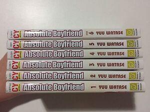 Absolute Boyfriend Manga 1-6 Complete Wodonga Wodonga Area Preview
