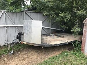 7.5X12 trailer for sale