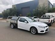 2013 Ford Falcon Ute XR6 EcoLPi FG MkII Auto Super Cab Geelong Geelong City Preview