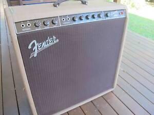 Fender Concert Amp December 1960 6G12A 4x10