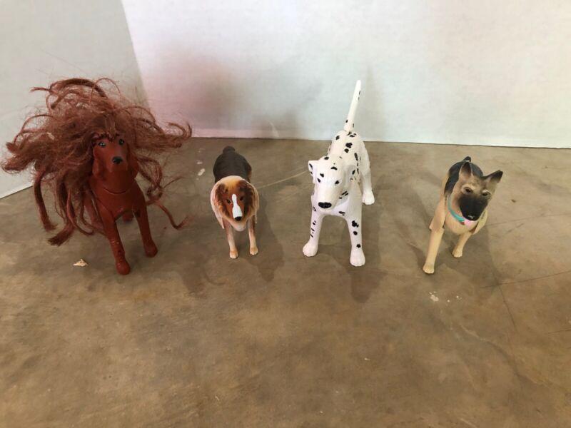 Vintage Show Champions Dog Figures