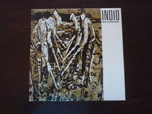 Indio Big Harvest LP Record Photo Flat 12x12 Poster