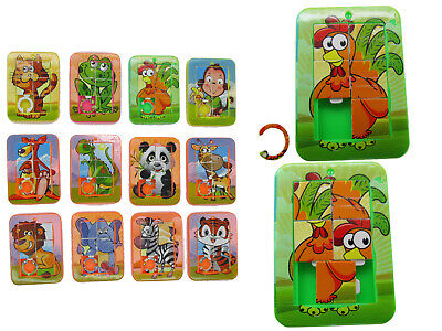 Geduldspiel Mitgebsel Kindergeburtstag Spielzeug Posten Neu (Geburtstag Puzzle)