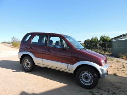 1999 Daihatsu Terios Sedan Nildottie Mid Murray Preview