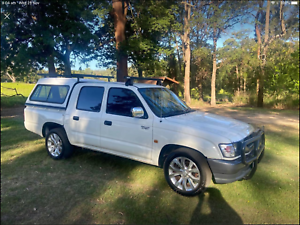2004 Toyota Hilux All Others Manual Ute