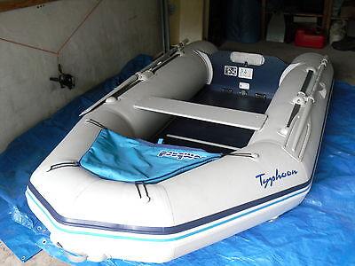 Neues Schlauchboot BOMBARD Typoon305 + Außenborder+Zubehör