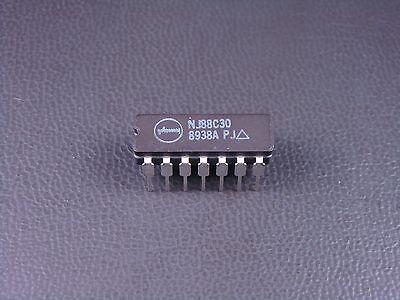 Nj88c30dg Plessey Vhf Pll Synthesizer Nj88c30 Nos