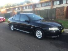 Vx spac manual $2900 Ono Liverpool Liverpool Area Preview