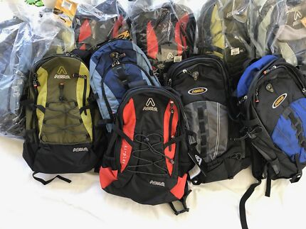 Asolo Backpacks (assortment of styles, colours and sizes)