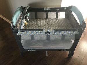 EUC - Graco Pack and Play