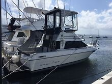 28' Bayliner 2556 Flybridge  Finance available from $156/week* Marks Point Lake Macquarie Area Preview