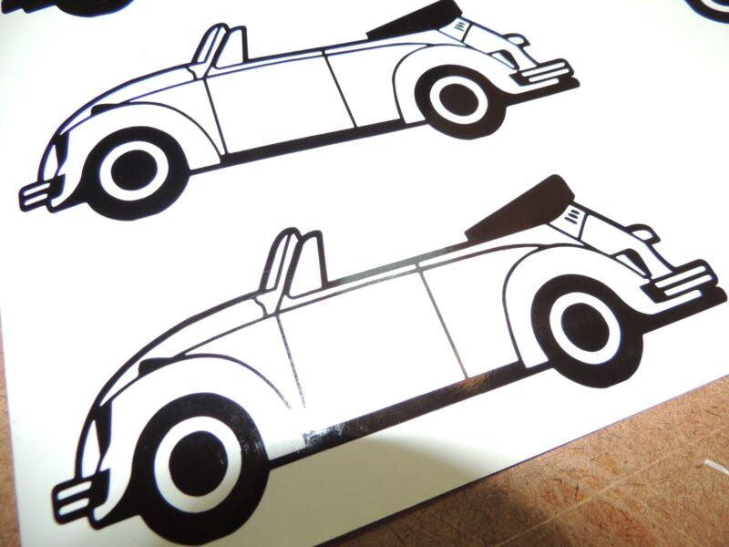 show glass parts for VW Beetle