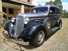 1934 Chevrolet Other Sedan Bli Bli Maroochydore Area Preview