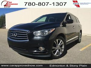 2013 Infiniti JX35 Loaded With Options!!