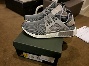 ADIDAS NMD XR1 PK US10 Carlton Melbourne City Preview