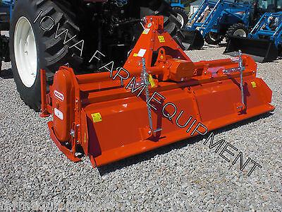 Rotary Tiller Maschio U230 93 Tractor 3-pt Pto 60-80hp Gearbox