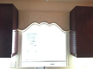 Valence and drapes for Windows