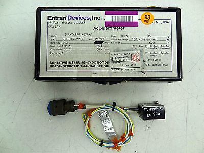 Entran Devices Inc. Model Egaxt-2401-87a-5 Eg Accelerometer