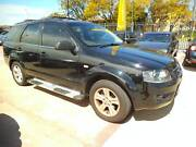 2010 Ford Territory TX Wagon AUTO 5 SEATER $8990 St James Victoria Park Area Preview