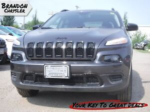2018 Jeep Cherokee Altitude ~ Rear View Camera, Cruise Control!