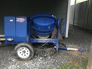 MARSHALLTOWN 600CM concrete mixer for sale