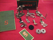 Singer Featherweight Sewing Machine Manual