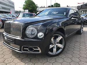 Bentley Mulsanne Speed First Edition