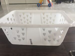 Large laundry basket