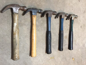All 5 Hammers for $30 (Your Friends Can Help With That Project)