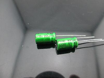 Japan 2pcs Nichicon Muse Es Bp 22uf 16v 22mfd Audio Capacitor Caps