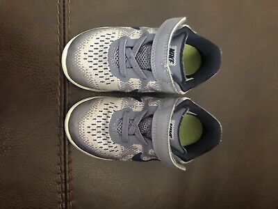 Nike Toddler Boy Shoes Size 8C, Good Condition