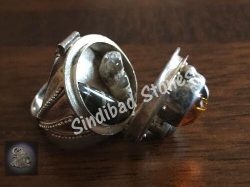 vintage rohani irq alsawahil ring (G51) خاتم اثري + عروق سواحل روحانية ربانية