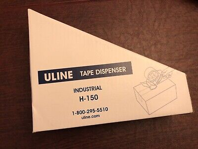 Uline Industrial Tape Dispenser H-150 2 Wide Brand New