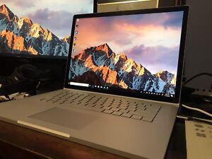 """Surface Book 2 15"""" with Extended Warranty/Receipt/Box"""