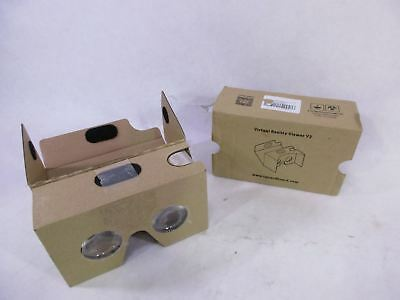 I Am Cardboard VR Cardboard Kit V2, V2-CCB-Kraft, Box