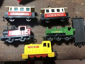 Vintage Matchbox Trains Lesney 1977-1979