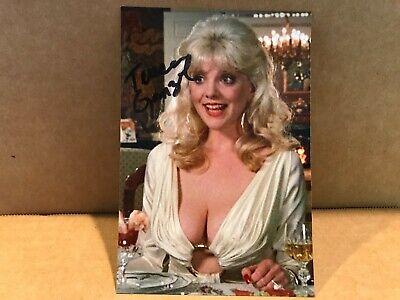 TERESA GANZEL Authentic Hand Signed Autograph 4x6 Photo - ACTRESS