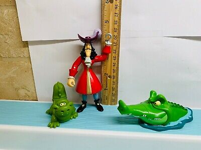 Disney Jake and The Neverland Pirates Captain Hook Crocodile