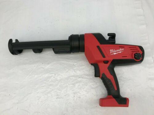 Milwaukee 2640-20 m18 Caulk And Adhesive Gun, LN