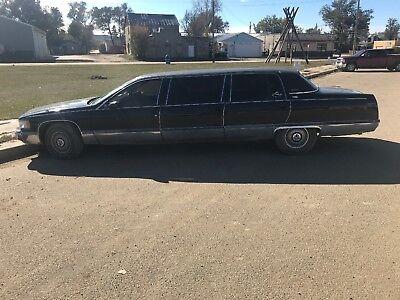 1995 Cadillac 6 Door Limo